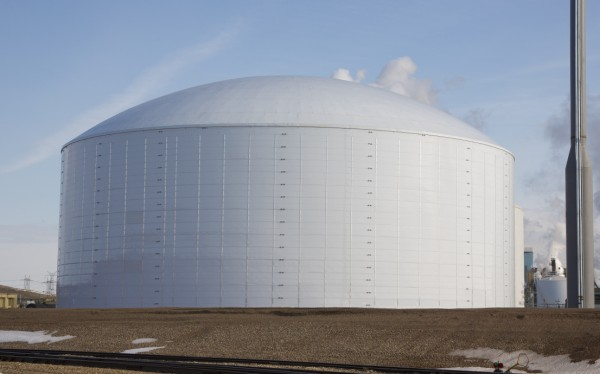 API 620 Low Pressure Liquid Storage Tank